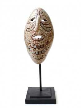 Ceramic mask (13)