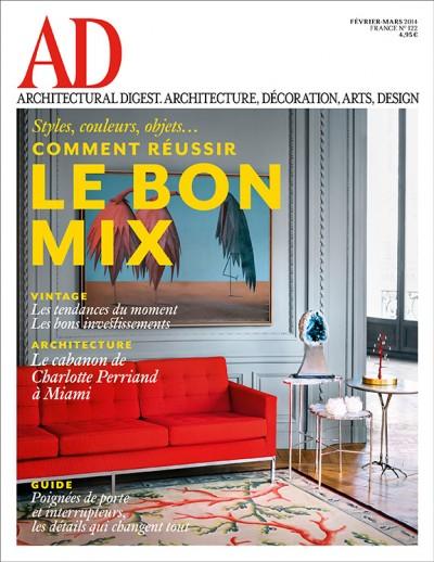 Presse : Artefact Design dans AD Magazine