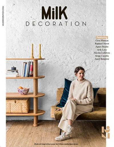 Press / PAD Paris 2019 / Milk Decoration