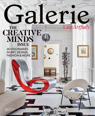 Press / PAD Paris 2019 / Galerie Magazine