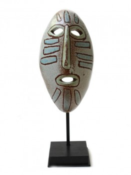 Ceramic mask (54)