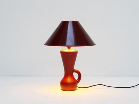 Model 898B ceramic table lamp