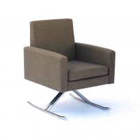 Pair of Luge chairs