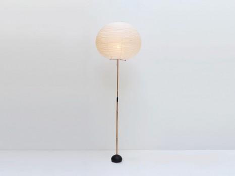 Model BB3/55DD Akari floor lamp
