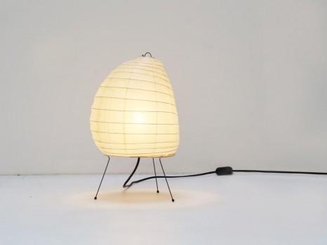 Model 1N Akari paper floor lamp