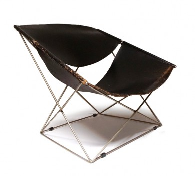 Butterfly chair model F675