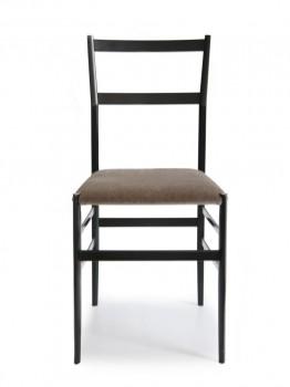 Set of 8 Superleggera chairs