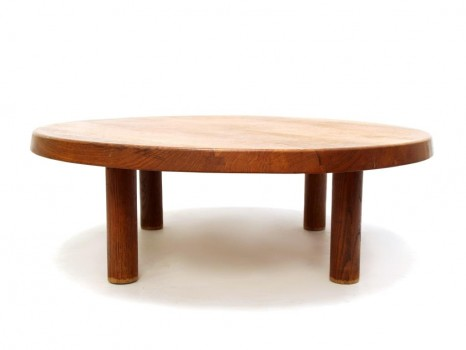 Mod. T02M circular low table
