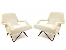 Pair of amrchairs