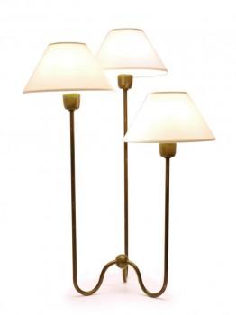 Lampe à 3 abats-jour