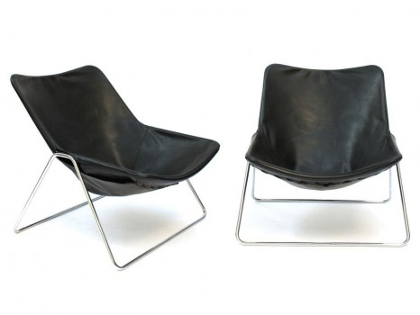Pair of armchairs model G1
