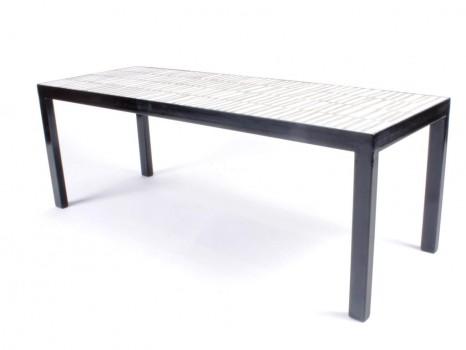 Ceramic low table