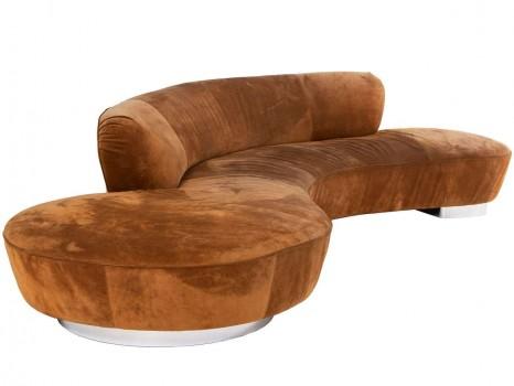 Canapé Serpantine Hampton