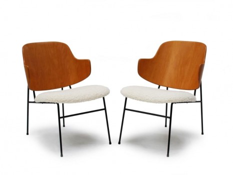 Pair of Penguin chairs
