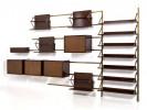 Bookcase - Unique pieces