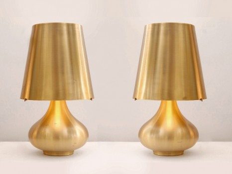 Pair of mod. 10579 table lamps