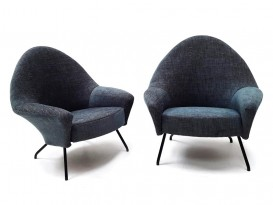 Pair of 770 armchairs