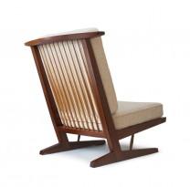 Conoid cushion chair