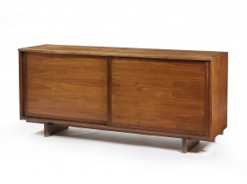 Free edge sideboard