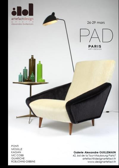 Salon PAD Paris > 26 au 29 mars 2015