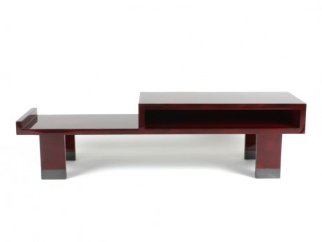 Low console