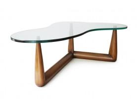 Table basse de forme libre