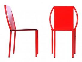 Paire de chaises modèle Toro