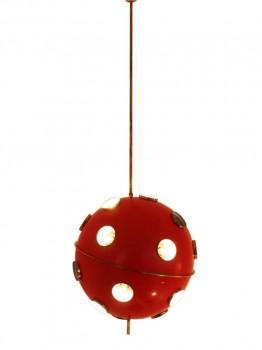 Spoutnik chandelier