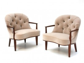 A pair of Janus chairs