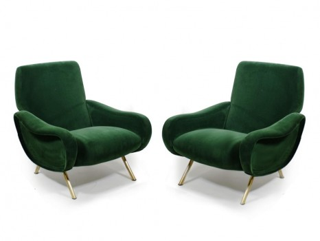Pair of Lady chairs